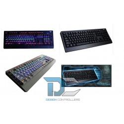 Klawiatura mechaniczna dla graczy ACME Aula AULA Mechanical Demon King Wired Keyboard