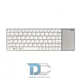 Klawiatura bezprzewodowa Rapoo E2710 2,4G touchpad biała UI