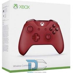 Xbox One kontroler bezprzewodowy limitowana wersja Czerwony
