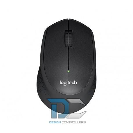 Mysz bezprzewodowa Logitech M330 Silent Plus Czarna