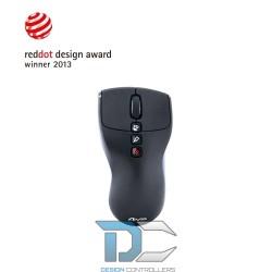 Mysz bezprzewodowa Gigabyte Aivia Neon laserowa czarna