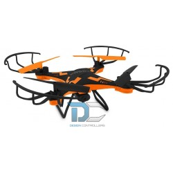 Dron Overmax 3.1 Plus, Wifi Overmax black orange