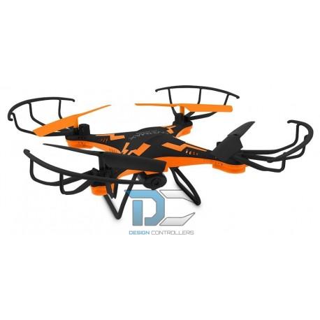 Dron Overmax 3.1 Plus, Wifi Overmax black orange