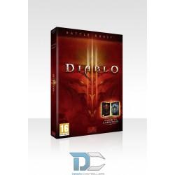 DIABLO 3 BATTLECHEST (D3 + ROS) PC