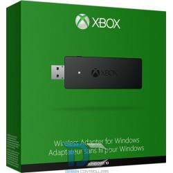 Adapter do bezprzewodowej obsługi kontrolerów Xbox One w systemie Windows