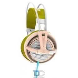 Słuchawki STEELSERIES SIBERIA 200 ZIELONE