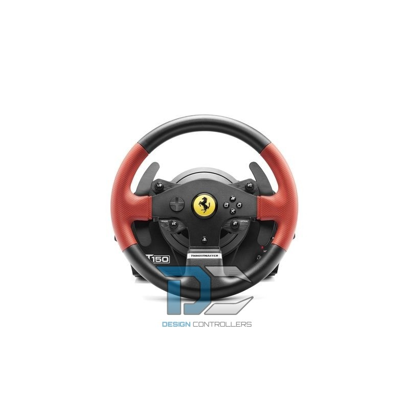 kierownica thrustmaster t150 racing wheel ferrari officially licensed. Black Bedroom Furniture Sets. Home Design Ideas
