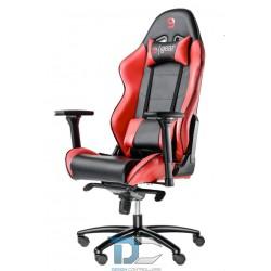 Fotel dla gracza SILENTIUM PC GEAR SR5006 czerwony