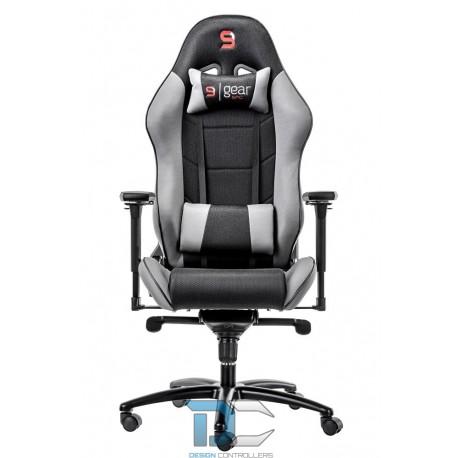 Fotel dla gracza SILENTIUM PC GEAR SR500 biały