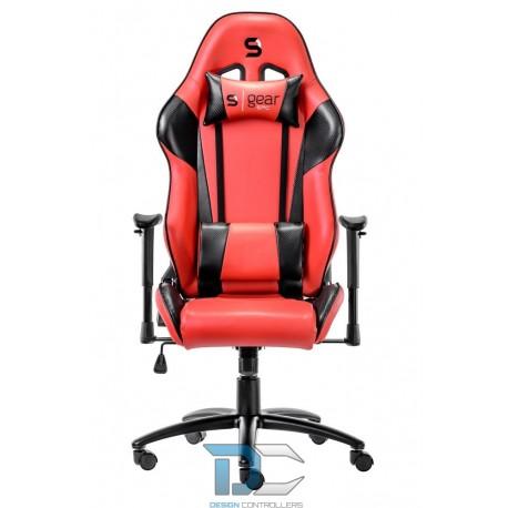 Fotel dla gracza SR300 RD, CZERWONY