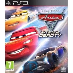Auta 3 (Cars 3) (PS3)
