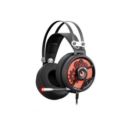 Słuchawki A4TECH BLOODY M660 Black+Red USB