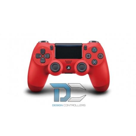 Sony PS4 Kontroler DualShock Magma red