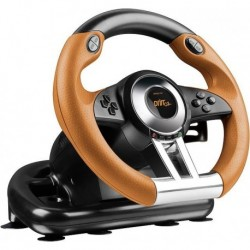 Kierownica Speedlink DRIFT Racing Wheel PS3 PC black orange