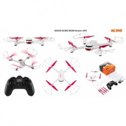 Dron ACME X9100 z kamerą 720p i GPSem