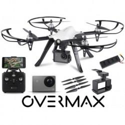 Dron OVERMAX X Bee Drone 8.0 Kamera 4K WiFi Szybki
