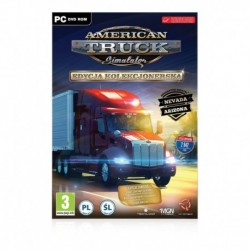 American Truck Simulator Kolekcjonerka (PC)
