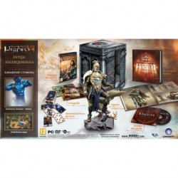 HEROES 7 Edycja kolekcjonerska (PC)