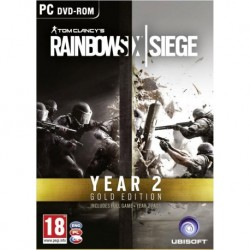 Rainbow Six Siege GOLD SEASON PASS 2 (PC)