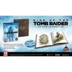 Rise Of The Tomb Raider 20 rocznica serii Artbook Edition (PC)