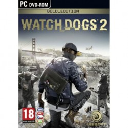 WATCH DOGS 2 GOLD EDITION POL (PC)