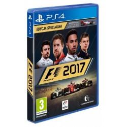F1 2017 Edycja Specjalna (PS4)