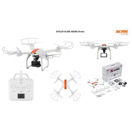 Dron ACME X8500 Payload