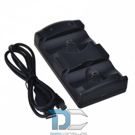 PlayStation 3 ładowarka do kontrolerów leżąca