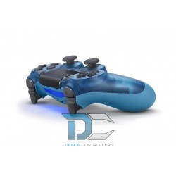 PS4 Dualshock Controller Translucent Blue