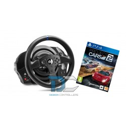 KIEROWNICA THRUSTMASTER T300 RS GT EDITION + GRA PROJECT CARS 2