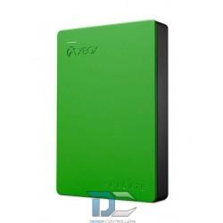 Dysk zewnętrzny SEAGATE Game Drive for Xbox STEA4000402 4TB USB3.0 Green