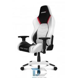 AKRacing Arctica Premium Fotel Gamingowy - Biały
