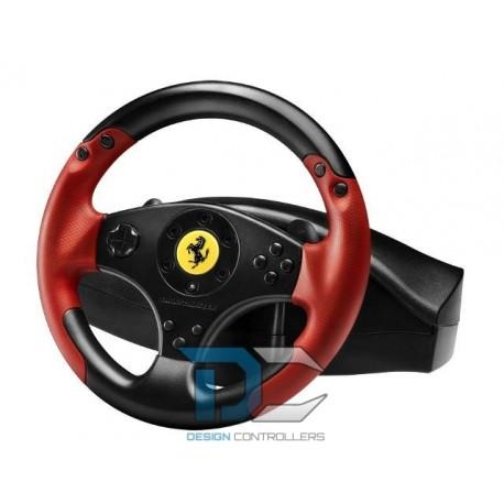 Kierownica Thrustmaster Ferrari Racing Wheel Red Legend PC PS3 - uszkodzone opakowanie