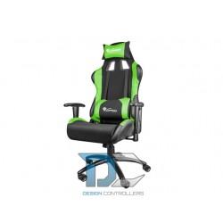 Fotel dla gracza Genesis Nitro 550 czarno-zoelony
