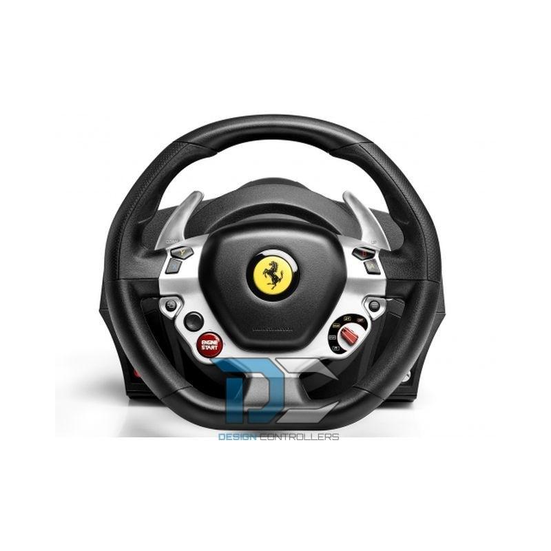 kierownica thrustmaster tx racing wheel ferrari 458 italia edition xone pc. Black Bedroom Furniture Sets. Home Design Ideas
