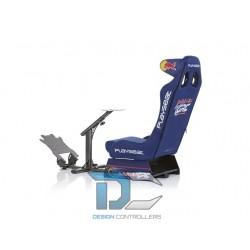 Fotel Playseat Evolution Red Bull GLC + Mata + uchwyt na skrzynię biegów