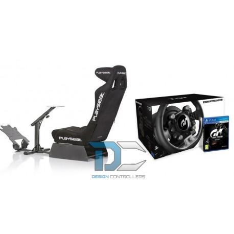 Fotel dla gracza Playseat Evolution Pro Alcantara