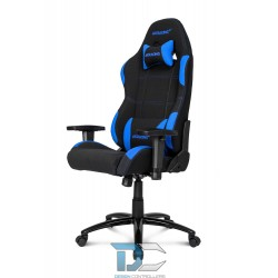 Fotel dla gracza AKRACING Core EX – Czarny/Niebieski