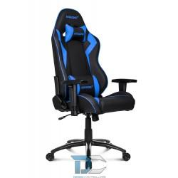 Fotel dla gracza AKRACING Core SX czarno-niebieski