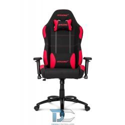 Fotel dla gracza AKRACING Core EX – Czarny/Czerwony