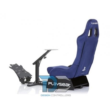 Fotel dla gracza Playseat Evolution PlayStation Edition