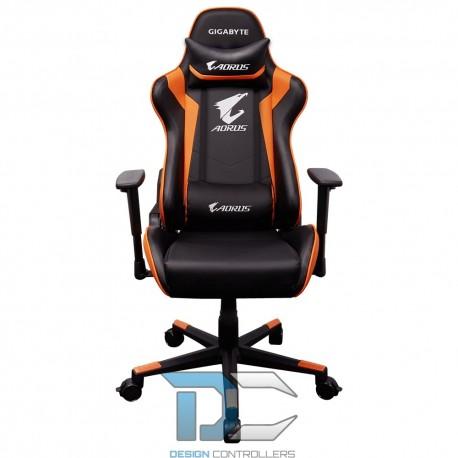 Gigabyte Fotel Gamingowy AGC300