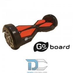 """Deskorolka elektryczna GoBoard 8"""" - czarna"""