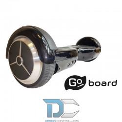 """Deskorolka elektryczna GoBoard 6,5"""" - czarna"""