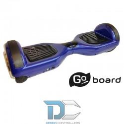 """Deskorolka elektryczna GoBoard 6,5"""" - niebieska"""