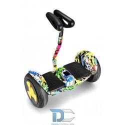 """Deskorolka elektryczna GoBoard Smart 10"""", stick, kolorowy"""