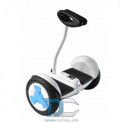"""Deskorolka elektryczna GoBoard Smart 10"""", stick, biała"""