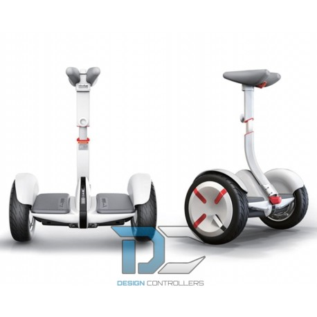 Xiaomi Ninebots N3M320 White/Red smart self balance electric scooter