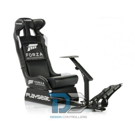 Fotel dla gracza Playseat Forza Motorsport BLACK