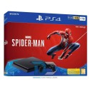 Konsola Playstation 4 Sony 1TB Slim + Spider Man (HDD 1TB)